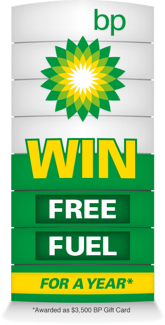 BP – Win Free Fuel For A Year Promotion