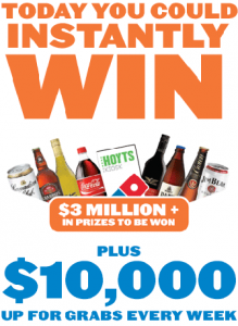 BWS – Instant Win 3 Million in prizes plus $10,000 up for grabs every week