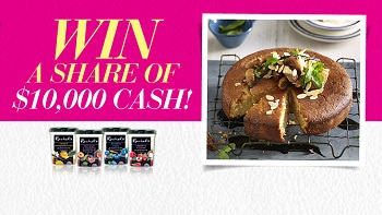 Channel Seven Better Homes And Gardens Win A Share Of