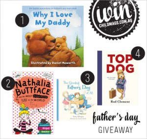 Child Magazines – Win 1 of 5 Book Prize packs
