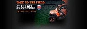 Coles Express – Win Tickets To AFL Grand Final 2014 With Gatorade Promotion