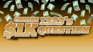 Cruise 1323 & Lakeside Goolwa – Win a share in $5000 cash