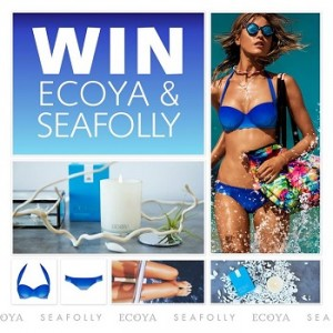 ECOYA – Fragrances and Seafolly Australia swimsuit giveaway