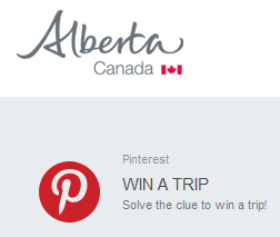 Expedia – Win a trip to Canada 2014