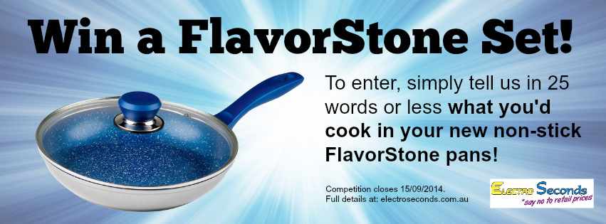 Win a FlavorStone Set