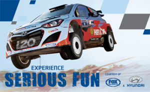 Fox Sports – Hyundai – Win a trip for 4 to the World Rally Championship, Coffs Harbour