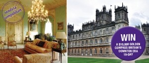 Get Up & Go – Win Discover the Britain of Downtown Abbey Competition