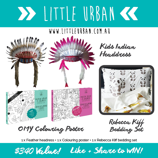 She Shopped – LITTLE URBAN