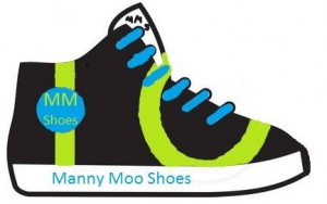 Manny Moo Shoes – Win a Lavish Walls  Wall Mural-voucher to the value of $360