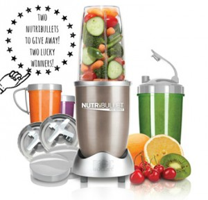 Max and Ollie – Win 1 of 2 Nutribullets