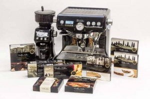 Mindfood – Win a Trentham Tucker product plus a Breville Dual Boiler Espresso Machine with Smart Grinder, valued at AU$2,050