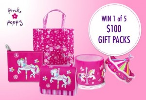 Mouths of Mums – Win 1 of 5 Pink Poppy Wonders of Carnival Collection Prize packs