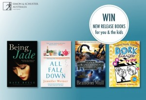 Mouths of Mums – Win 1 of 10 Simon & Schuster Australia Book Packs