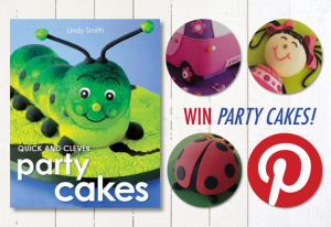 Mouths of Mums – Win Party Cakes by Lindy Smith
