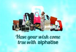 Mouths of Mums – Win your WISH with Alphatise