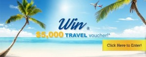 National Pharmacies – Win $5,000 Travel Voucher