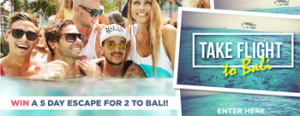 Neverland Store – Win a trip to Bali from any capital city within Australia