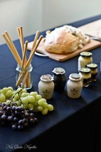 Not Quite Nigella – Win A $500 Pot of Maille Black Truffle Mustard