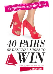Priceline – Canesten – Win one of 40 pairs of Prey designer shoes, valued at $250 each