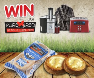PureBred – Win a 'Wake Up and Warm Up' pack