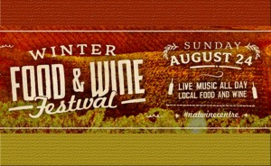SAFM – Win 1 of 5 packages for 2 to the inaugural Winter Food and Wine Festival