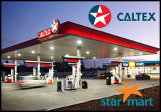 Shop at Myer To Win $5,000 Caltex Starcash