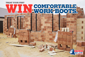Steel Blue Boots – Win 1 of 5 pairs of Work Boots