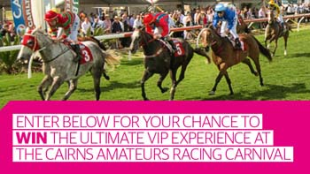 Sunday Mail – Win VIP Experience at The Cairns Amateurs Racing Carnival