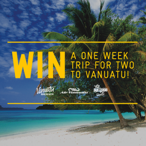 SurfStitch – Win A One Week Trip To Vanuatu for Two 2014