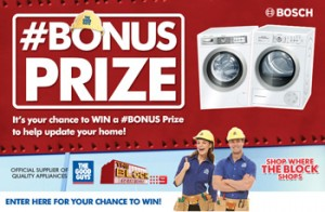 The Good Guys – Win Bosch Kitchen Bonus Prize
