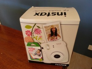 The Reckoning – Like and share to win a Fujifilm Instax Print Camera