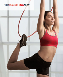 Triaction – Women's Health magazine – WIN a $5,000 trip to Sydney to Try Something New Workout Weekend