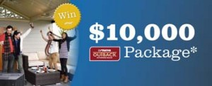 Utter Gutters – Win a $10,000 Stratco Outback voucher Giveaway