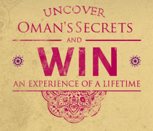 Webjet – Win a $3,500 trip to Oman flying with Oman Air