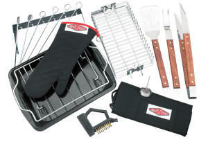 Win A BeefEater BBQ 17 Piece Chef Kit RRP $169 | Family Capers