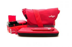 All Mum Said – Win a Red Smiggle Prize Pack