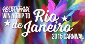 American Tourister – Win A trip to Rio de Janerio 2015 Carnival Competition
