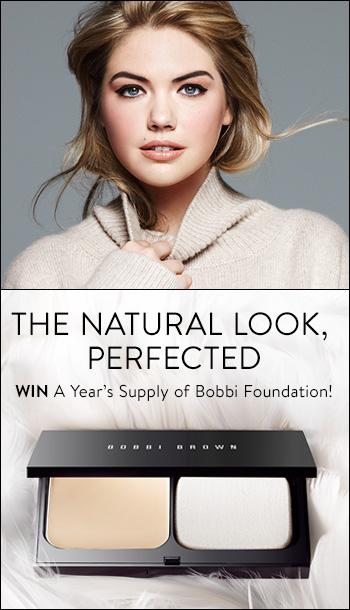 Bobbi Foundation – Win a Years Supply of Bobbi Foundation