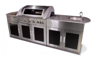 Channel 7 – Better Homes and Gardens – WIN 1 of 6 Matador Entertainer 6 burner outdoor Kitchen