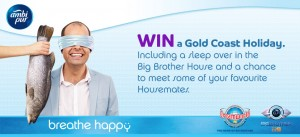 Channel 9 – Win trip to Gold Coast for the Big Brother House Party with Big Brother 2014 Final 3 Housemates
