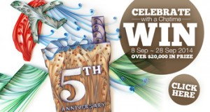 Chatime – Win over $20,000 in prize