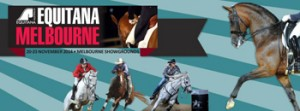 Equitana Melbourne – Win a Riding Lesson with Charlotte or Dirk
