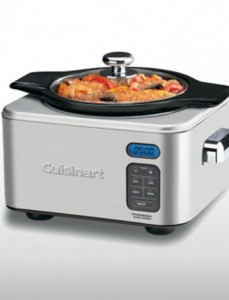 Food on Tap – Win a Cuisinart Slow Cooker