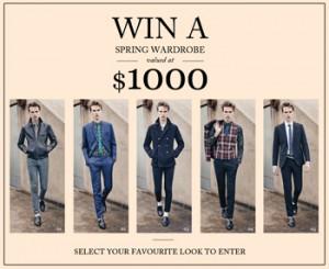 Jack London – Win a $1000 Wardrobe