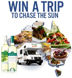 Lifestyle Yahoo – Win a Trip to chase the sun