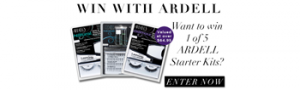 Lust Have it – Win 1 of 5 Ardell Starter Kits