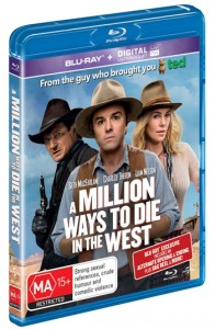 Maxim Australia – Win 1 of 10 Blu-Ray copies and 01 of the lucky 10 winners will also receive a Sherriff badge bottle opener and Sherriff onesie plus a set of wicked wild west playing cards