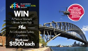 Meltwater Connect Mobile – WIN $1500 worth of ultimate sports prizes including a private helicopter ride over Sydney Harbour plus lunch for two