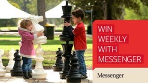 Messenger – Win 1 of 12 The House of Magic prize packs