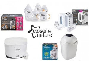 Motherpedia – Win a closer to nature perfect prep machine, an electric stream steriliser, a nappy wrapper system and a bottle feeding starter kit valued at $480